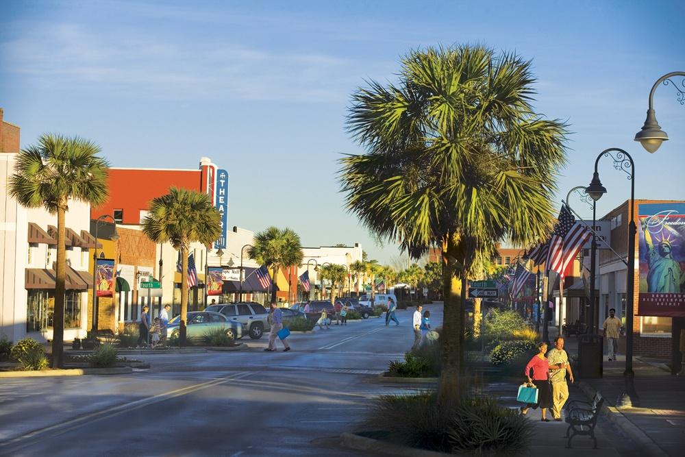 Port St. Joe Main Street